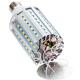 disassembled LED bulb corn lamp isolated - PhotoDune Item for Sale