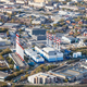 above view of thermal power plant in Moscow city - PhotoDune Item for Sale