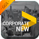 Corporate New Business Google Slides Template - GraphicRiver Item for Sale