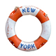 Retro New York Ferry Lifebuoy - PhotoDune Item for Sale