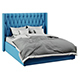 Bed Matilda - 3DOcean Item for Sale
