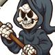 Grim Reaper - GraphicRiver Item for Sale