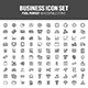 Business Icon Set - GraphicRiver Item for Sale