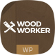WoodWorker - Carpentry Handy Service WordPress Theme - ThemeForest Item for Sale