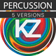 Percussion Intro Logo