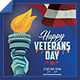 Veterans Day Celebration Party - GraphicRiver Item for Sale