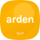 Arden - A Sharp & Modern Multipurpose WordPress Theme - ThemeForest Item for Sale