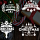Christmas Badges - GraphicRiver Item for Sale