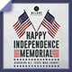 Independence Memorial Flyer - GraphicRiver Item for Sale