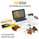 Omega Food Multipupose PowerPoint Template - GraphicRiver Item for Sale