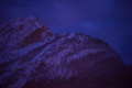 mountain village in alps  at night - PhotoDune Item for Sale