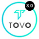 Tovo - App Landing Page HTML Template - ThemeForest Item for Sale