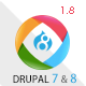Progressive — Multipurpose Responsive Drupal 7 & 8 Theme - ThemeForest Item for Sale