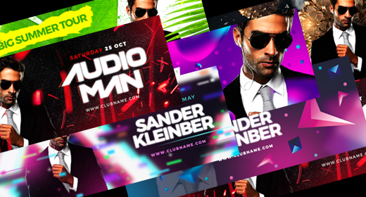 Dj Guest Facebook Cover