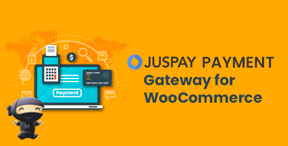 JUSPAY Payment Gateway for WooCommerce            Nulled