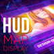 HUD Map Display - VideoHive Item for Sale