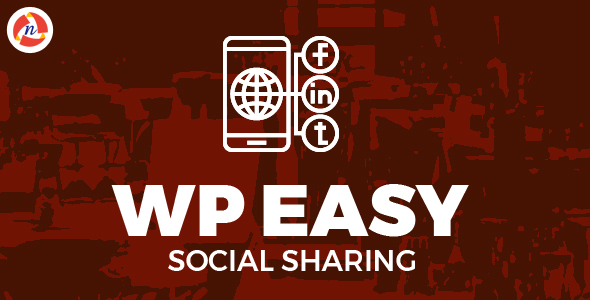WP Easy Social Sharing            Nulled