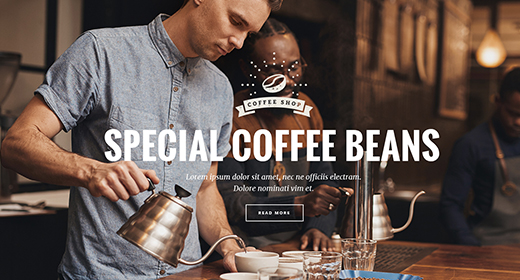 Best Bar&Cafe WordPress Themes