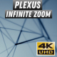 Plexus Infinite Zoom - VideoHive Item for Sale