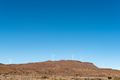 Wind turbines near Phillipstown in the Northern Cape - PhotoDune Item for Sale