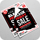Black Friday Sale Flyer Templates - GraphicRiver Item for Sale