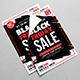 Black Friday Sale Flyer Templates - GraphicRiver Item for Sale