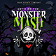 Monster Mash Halloween Party Flyer/Poster - GraphicRiver Item for Sale
