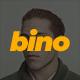 Bino — Multi-Purpose Portfolio Template - ThemeForest Item for Sale