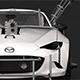 Mad Max Mazda MX 5 Maita Crusher