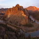 The Crooked River Meanders Around the Geology of Smith Rock Oregon - PhotoDune Item for Sale