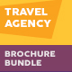 Travel Agency Print Bundle 4 - GraphicRiver Item for Sale