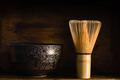 Japanese Matcha Tea Whisk and Bowl - PhotoDune Item for Sale