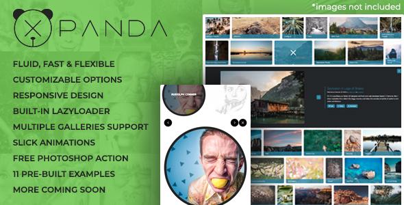 XPANDA - Responsive Gallery Content Expander Plugin - CodeCanyon Item for Sale