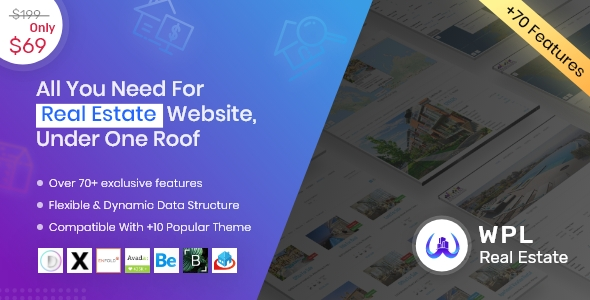 Realtyna WPL Real Estate Listing Plugin Free Download | Nulled