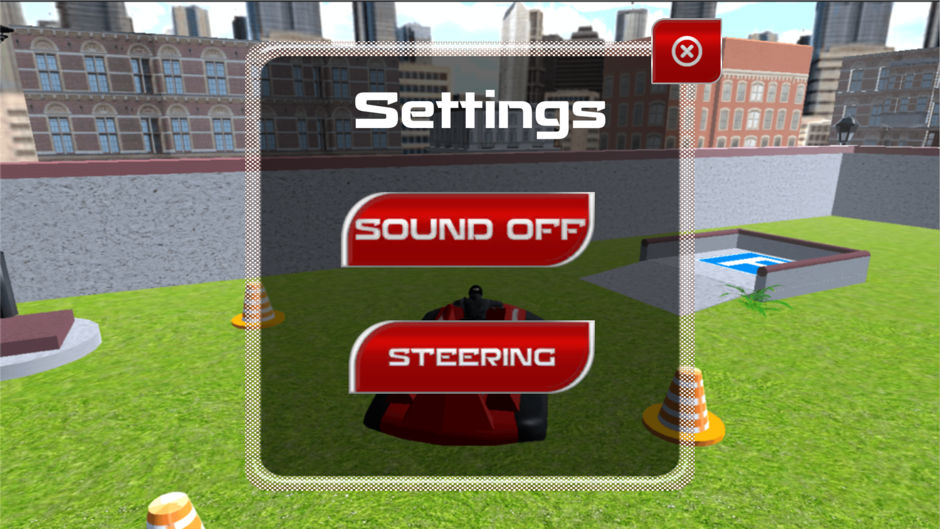 Hovercraft Ride -Complete Unity 3D Game Project For Android & IOS