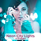 Neon City Lights Lightroom Desktop and Mobile Presets - GraphicRiver Item for Sale