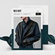 NEO BOY Fashion Magazine & Lookbook - GraphicRiver Item for Sale