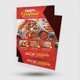 Tasty Seafood Flyer - GraphicRiver Item for Sale