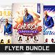 Church Flyer Bundle Set 1 - GraphicRiver Item for Sale