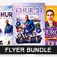 Church Flyer Bundle Set 2 - GraphicRiver Item for Sale
