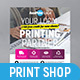 Printing Shop Flyer / Poster - GraphicRiver Item for Sale