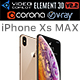 Apple iPhone XS MAX Gold - 3DOcean Item for Sale