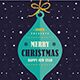 Christmas & Happy New Year Flyer - GraphicRiver Item for Sale