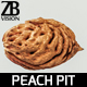 Peach Pit - 3DOcean Item for Sale