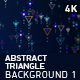Abstract Triangle Background 1 - VideoHive Item for Sale