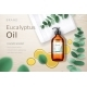 Spray Bottle with Eucalyptus Oil - GraphicRiver Item for Sale