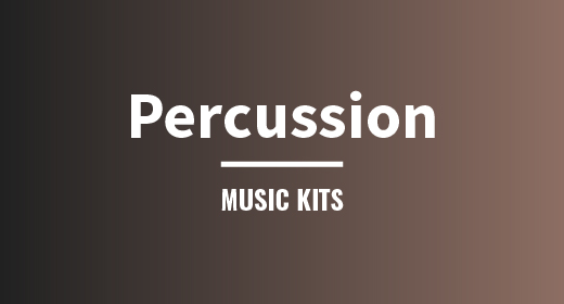 Percussion Music Kits