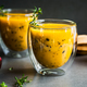 Mango Orange Passion fruit smoothie  - PhotoDune Item for Sale