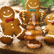 Gingerbread background - PhotoDune Item for Sale