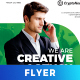 CryptoNews Corporate Flyer - GraphicRiver Item for Sale